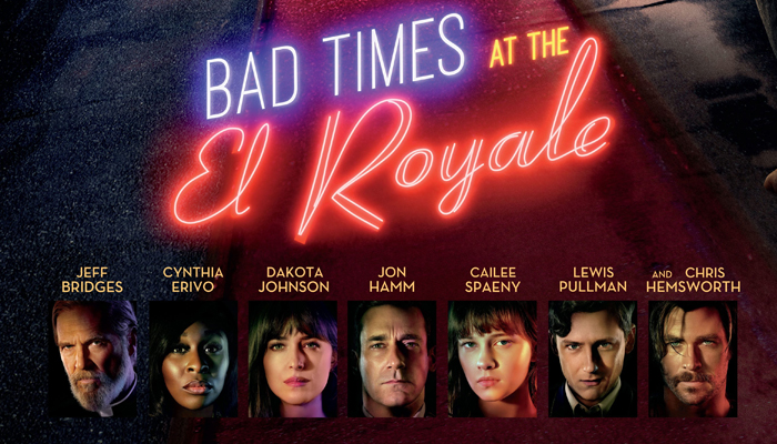 Sinopsis Bad Times At The El Royale, Misteri Hotel Milik Frank Sinatra Yang Dingkat Menjadi Film