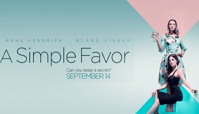 Sinopsis Film A Simple Favor, Film Baru Henry Golding (Crazy Rich Asian)
