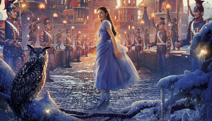 Sinopsis The Nutcracker And The Four Realms, Dunia Unik Peninggalan Ibu